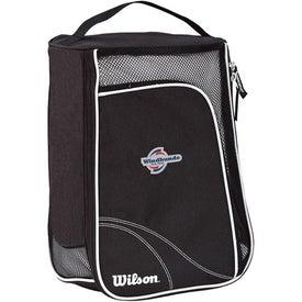 Branded Wilson Shoe Bags