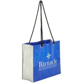 Monogrammed Wind Walker Rope Cord Bag