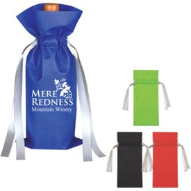 Wine Bottle Non-Woven Gift Bag