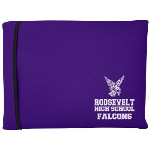 Purple Wraptop Scuba Foam Laptop Sleeve