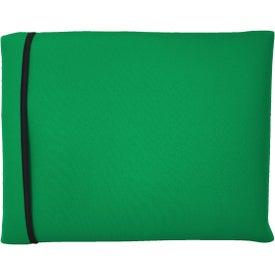 Monogrammed Wraptop Scuba Foam Laptop Sleeve