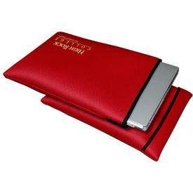 Wraptop Scuba Foam Laptop Sleeve for Your Organization