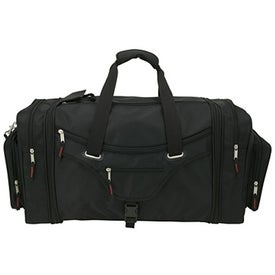 Imprinted Xander Duffel Bag