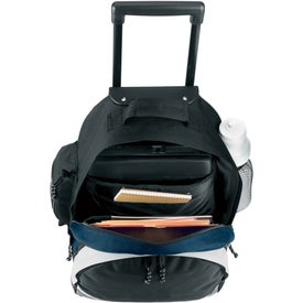 Expeditor Wheeled Computer Backpack Giveaways