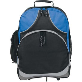 Expeditor Wheeled Computer Backpack Printed with Your Logo