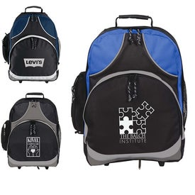 Expeditor Wheeled Computer Backpack