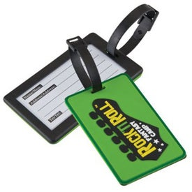 2-D Luggage Tag
