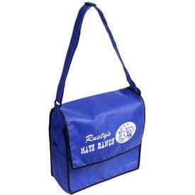 Custom Zephyr Messenger Bag
