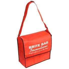 Advertising Zephyr Messenger Bag