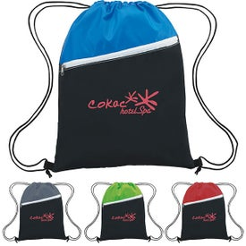Customized Zipper Sport Pack