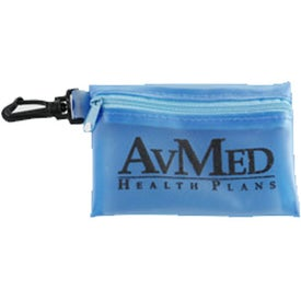 Company Zippered Pouch