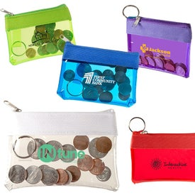Zippered ID Pouch Wallet