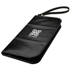 Zippered Passport Wallet for Your Church