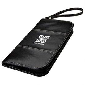 Zippered Passport Wallet for Your Church