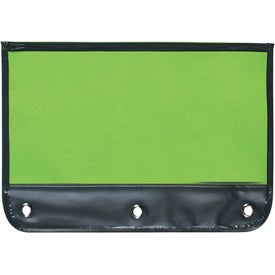 Zippered Pencil Case with Holes Giveaways