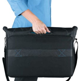 Zoom Checkpoint-Friendly Compu-Messenger Bag for Your Church