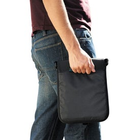 Zoom Media Messenger Bag For iPad for Your Church