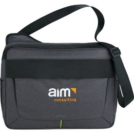 Zoom Power Stretch Compu-Messenger Bag