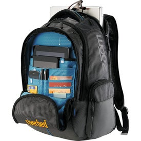 Advertising Zoom Power2Go Checkpoint-Friendly Compu-Backpack