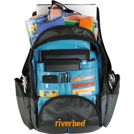 Company Zoom Power2Go Checkpoint-Friendly Compu-Backpack