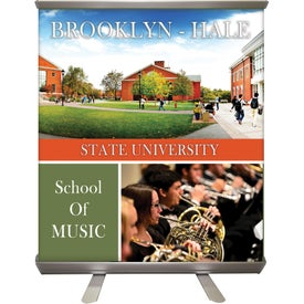 Custom Retractable Banner Stands (32
