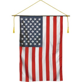 Polyester Classroom U.S. Flag Banners