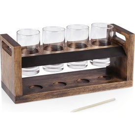 Craft Beer Flight Beverage Samplers