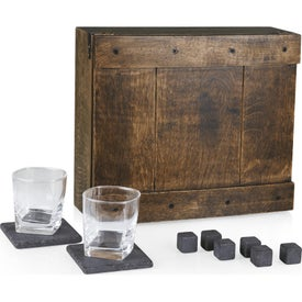 Whiskey Box Gift Set