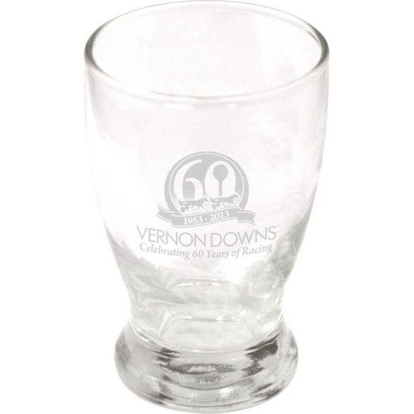 Clear Beer Sample Tasting Glass