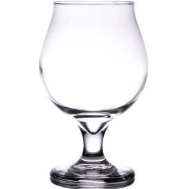 Belgian Beer Glasses (16 Oz., Screen Print)