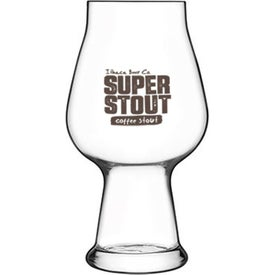 Luigi Bormioli Birrateque Craft Beer Stout Glasses (20.25 Oz.)