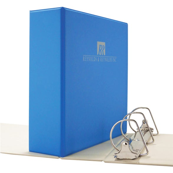 Bright Blue Standard Angle D Ring Binder