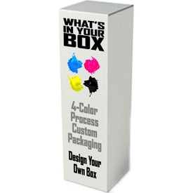 "Custom Full Color Box (1.25"" x 4.25"" x 1.25"")"