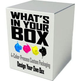 "Custom Full Color Box (2.25"" x 2.81"" x 2.25"")"
