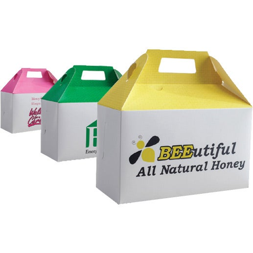 White Small High Quality Food Safe Box