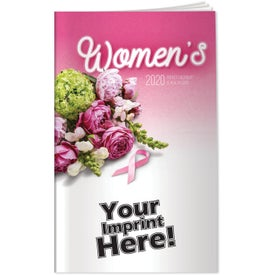 2020 Pocket Calendar (Women's Health Guide)