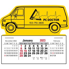 Horizontal Calendar Pad (2020)