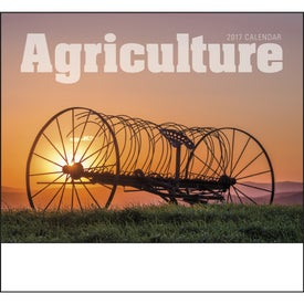 Agriculture Stapled Calendar for Your Organization