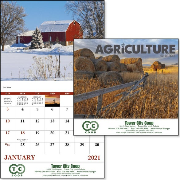 See Item Agriculture Calendar