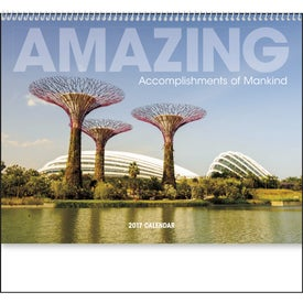 Custom Amazing Accomplishments of Mankind Calendar