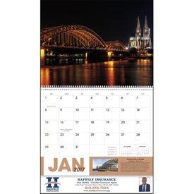 Company Amazing Accomplishments of Mankind Calendar