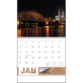 Branded Amazing Accomplishments of Mankind Calendar