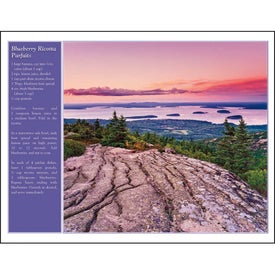 Branded America the Beautiful with Recipes Calendar