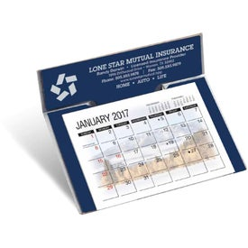 America's Beauty Desk Calendar for Your Company