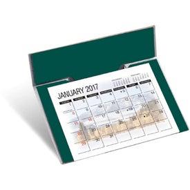 Monogrammed America's Beauty Desk Calendar