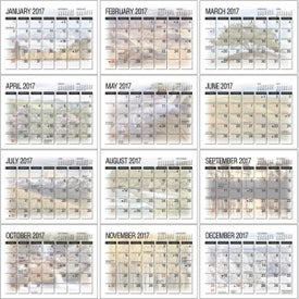 America's Beauty Desk Calendar for Advertising