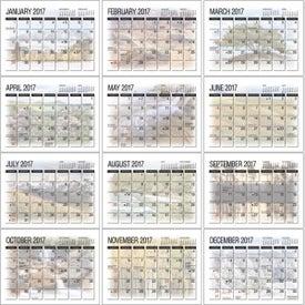 America's Beauty Desk Calendar for Advertising