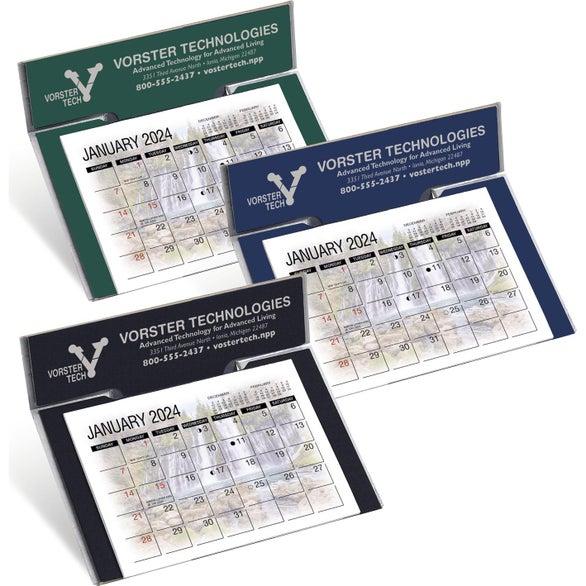 Promotional America S Beauty Desk Calendars With Custom