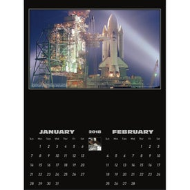 America in Space Executive Calendar for your School