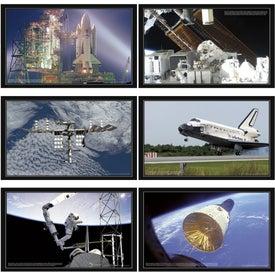 America in Space Executive Calendar Giveaways